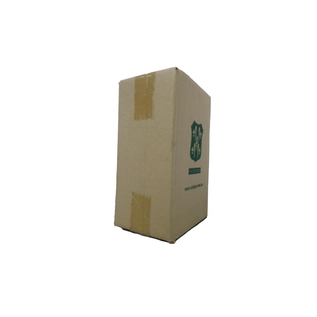 Caja 6 botellas de AOVE lateral